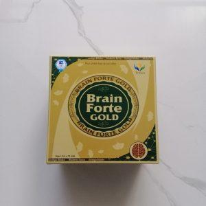TPCN Não Brain Forte GOLD Hộp 10 Vỉ X 10 Viên