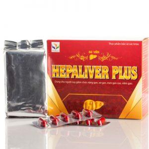 TPCN Hepa Liver Plus Hộp 12 Vỉ X 5 Viên